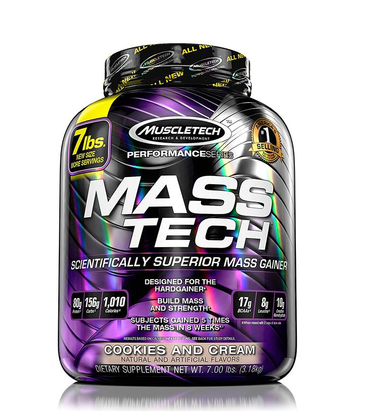 Retail Price Muscletech Performance Series Masstech 7Lbs Cookies Cream