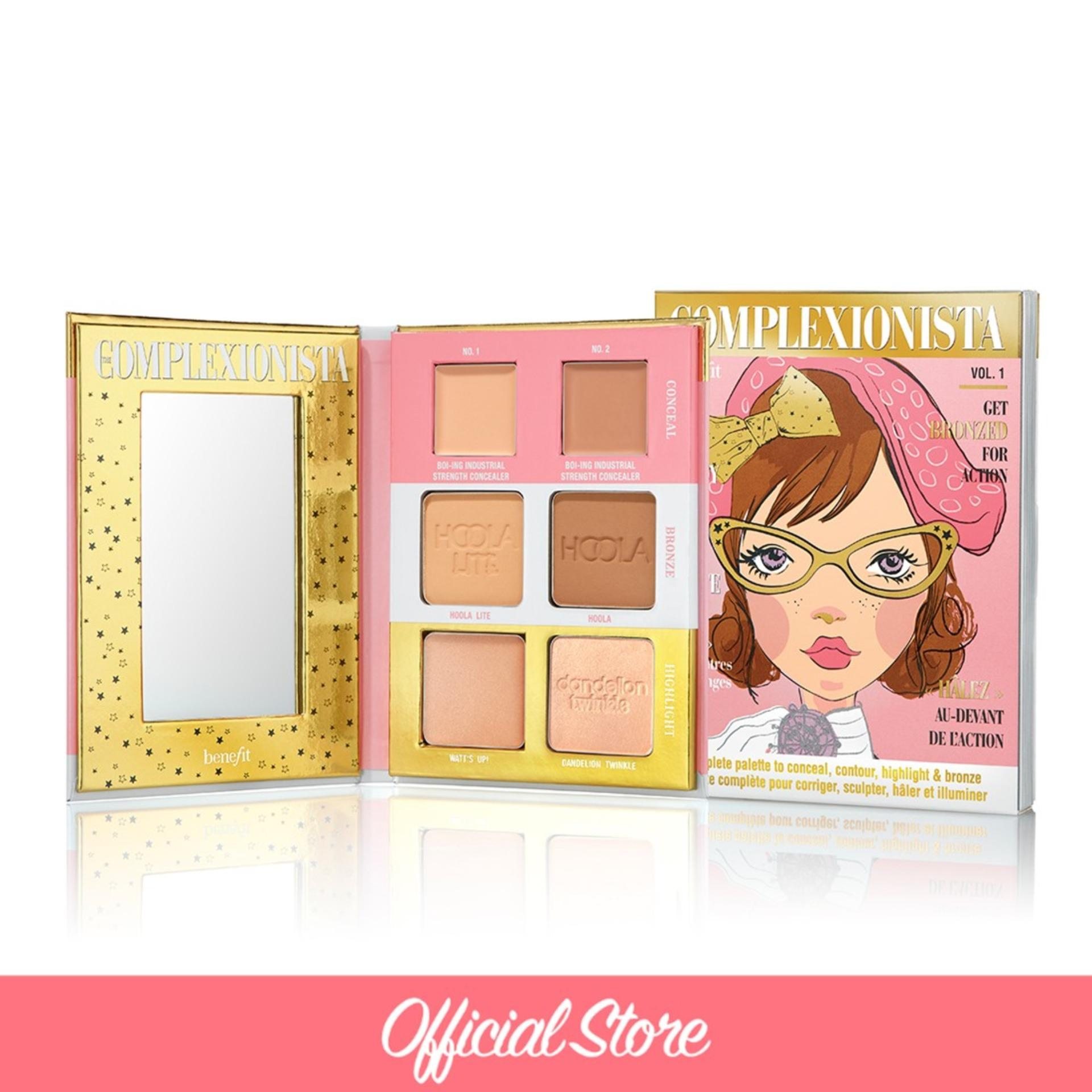 Best Buy Benefit The Complexionista Palette