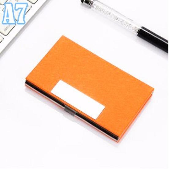 Best Rated Meaningful Gift Free Engraving Name Namecard Holder Personalized Business Name Card Teacher Day Type A