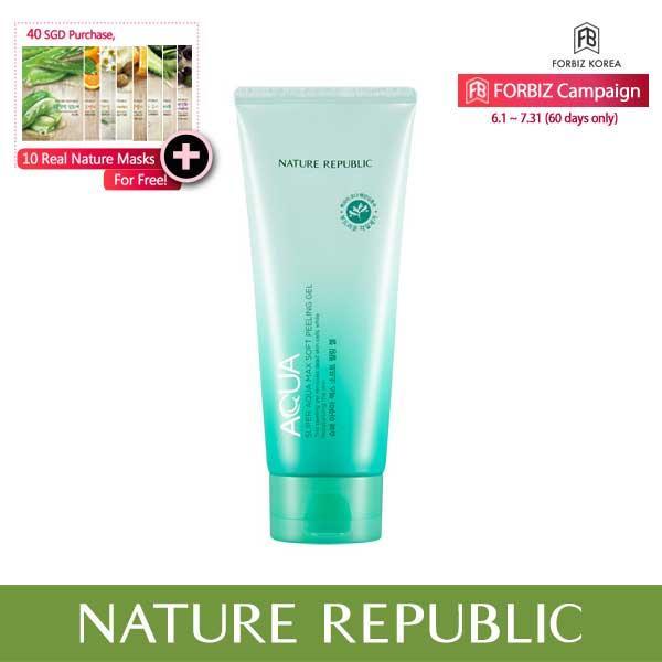 Sale Nature Republic Super Aqua Max Soft Peeling Gel Online South Korea