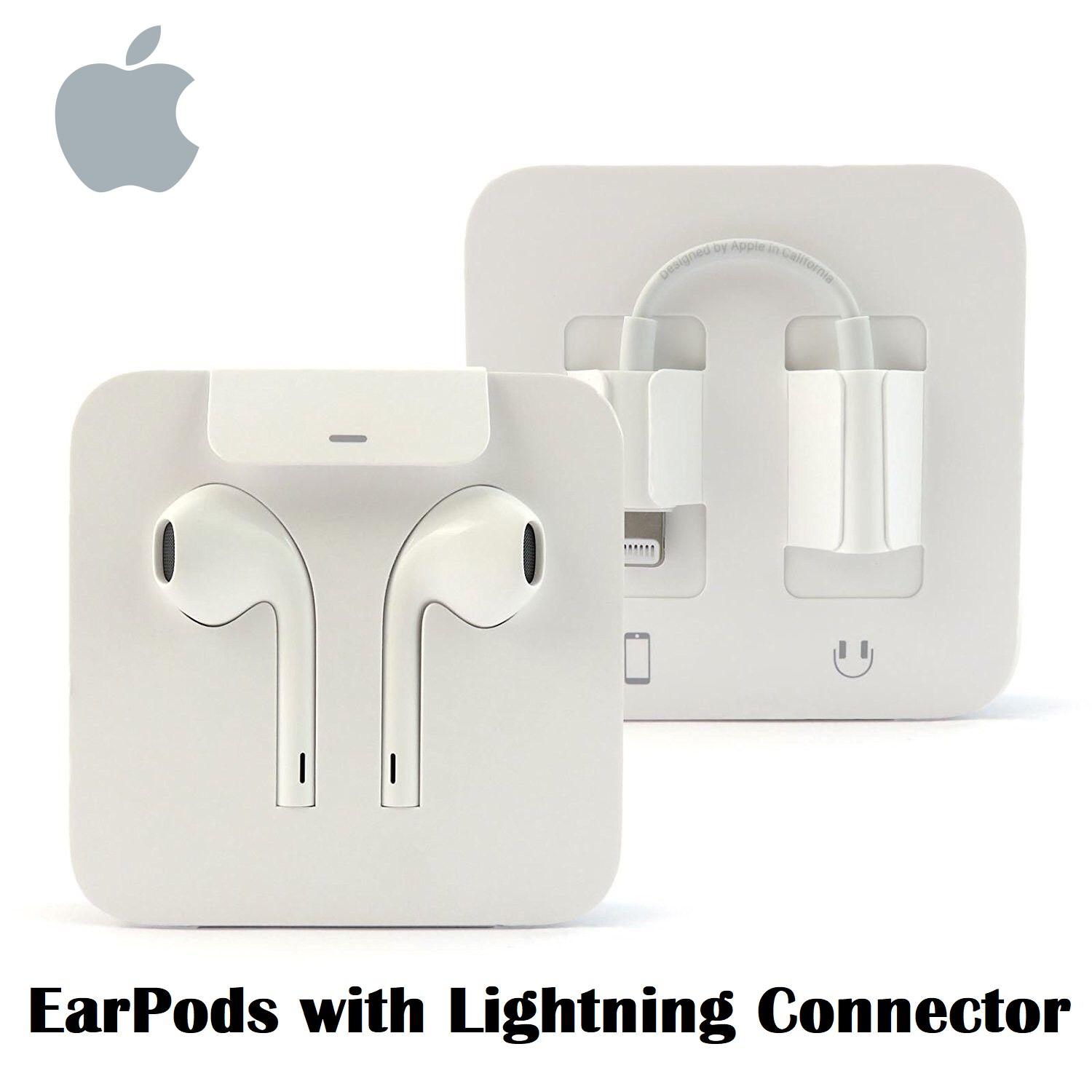 Where Can I Buy Original Apple Lightning Headset Earphones With Lightning Connector For Iphone 7 7 8 8 X White