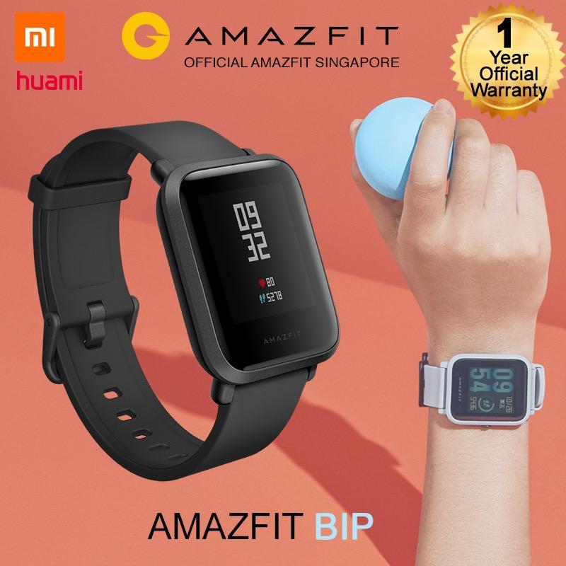 Xiaomi HuaMi Amazfit BIP GPS Smart Sports Watch (International Version)