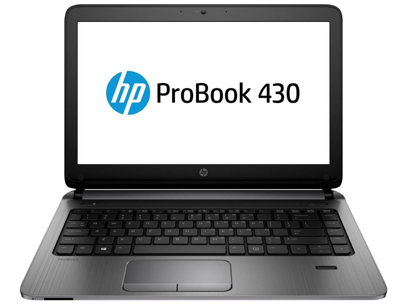 (Refurbished) HP ProBook 430 G2 - 13.3 - 4th Gen Intel Celeron - 4GB - 250GB - Windows 7 Home Basic 64Bit