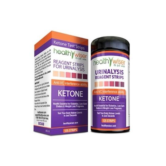 Who Sells 125 Ketone Test Strips Testing Levels Of Ketones Diabetics Lchf Ketogenic Atkins Paleo Diets