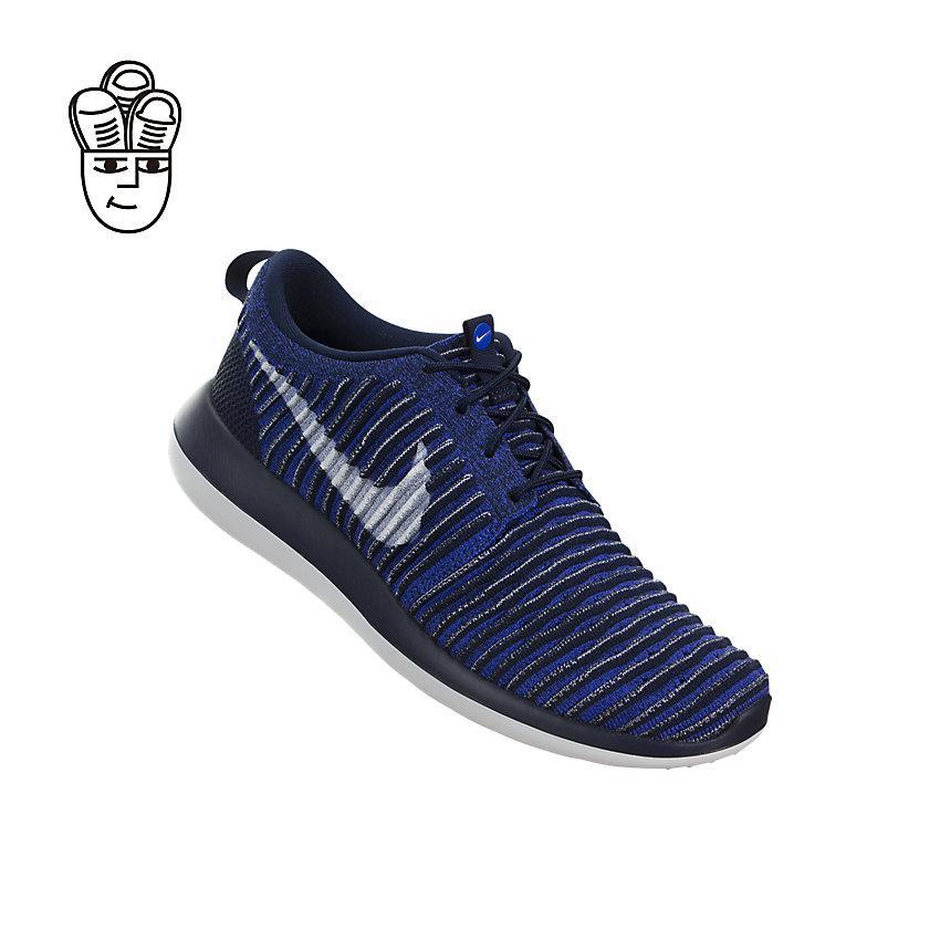 5a040711b6e3 Nike Roshe Two Flyknit Running Shoes Men 844833-402 -SH