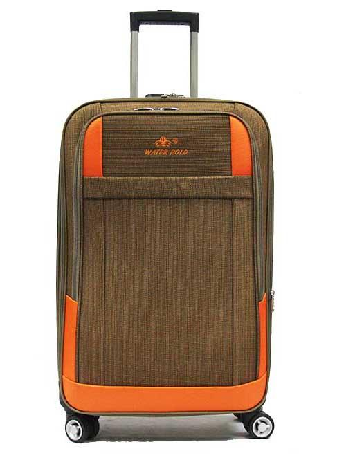 Review Cabin Size Softside Expandable Fabric Luggage With Spinner Wheels 20 Inch Water Polo On Singapore