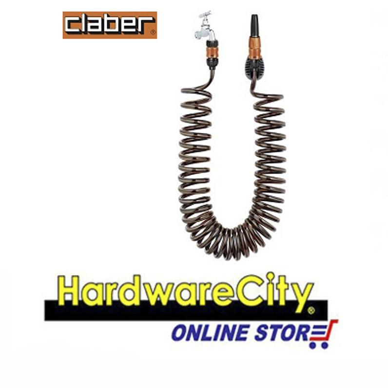 How To Get Claber 9034 10Mtr Spiral Hose Kit 9034