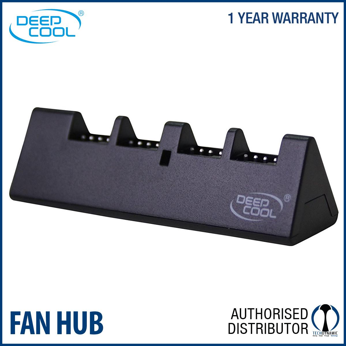 Deepcool Pwm Fan Hubᅠ Coupon