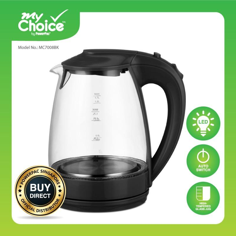 Wholesale My Choice Powerpac 1 7L Kettle Jug Mc7008