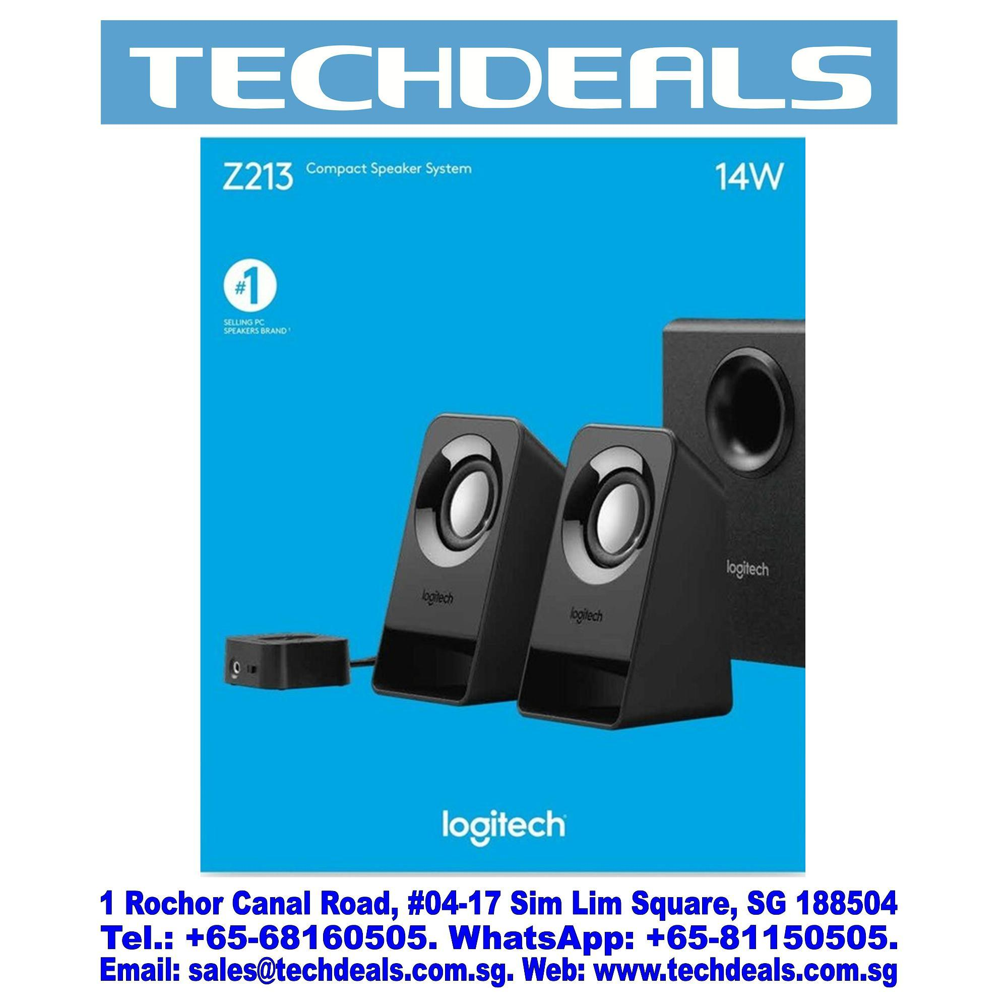 Latest Logitech Computer Speakers Products Enjoy Huge Discounts G560 Lightsync Pc Gaming Speaker Z213 Compact 21 Speakers7w 1y