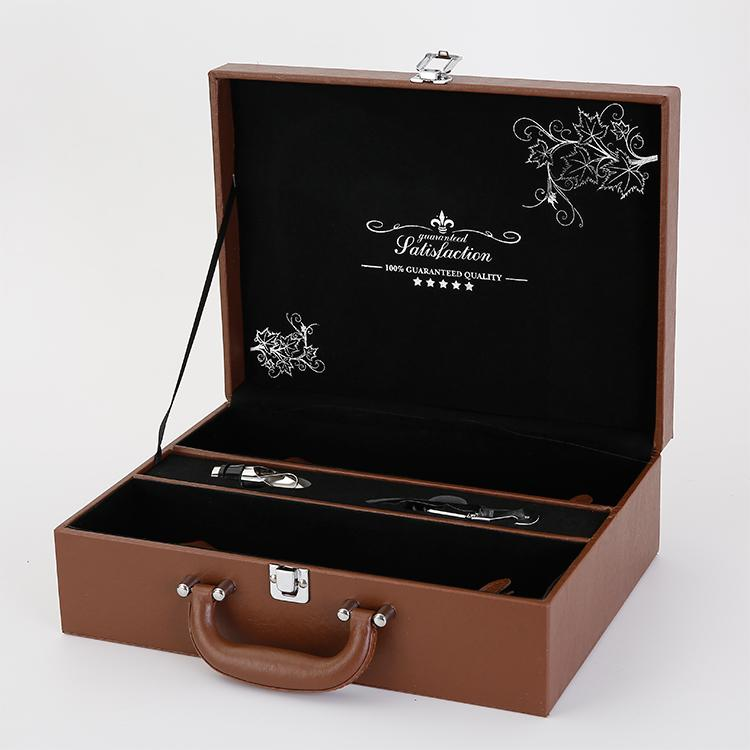 New style cardboard box wooden box hong jiu he