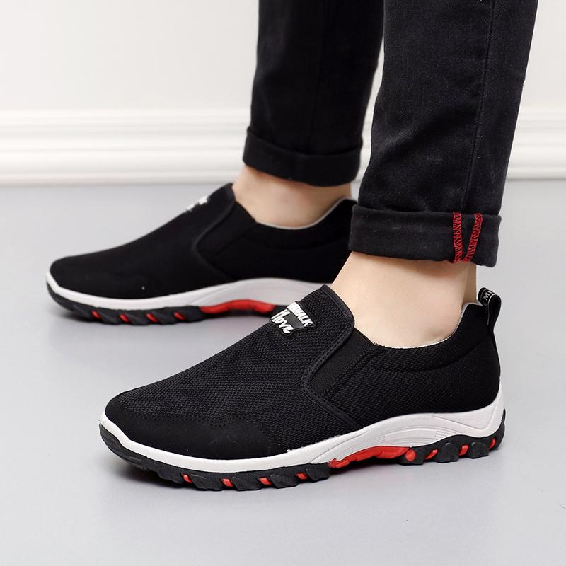 Old Beijing Male New Style Pumps Cloth Shoes Compare Prices