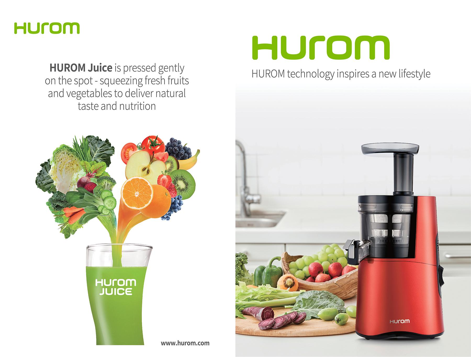 Hurom slow juicer 2600h aa series lazada singapore making ice cream and smoothies h aa1g ccuart Choice Image