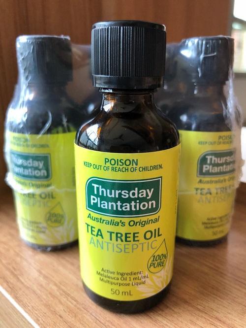 Buy Thursday Plantation Tea Tree Oil 50Ml Online
