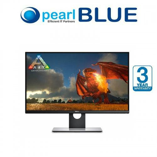 Dell 27 Gaming Monitor S2716DG  Immerse yourself in stunning edge-to-edge gameplay