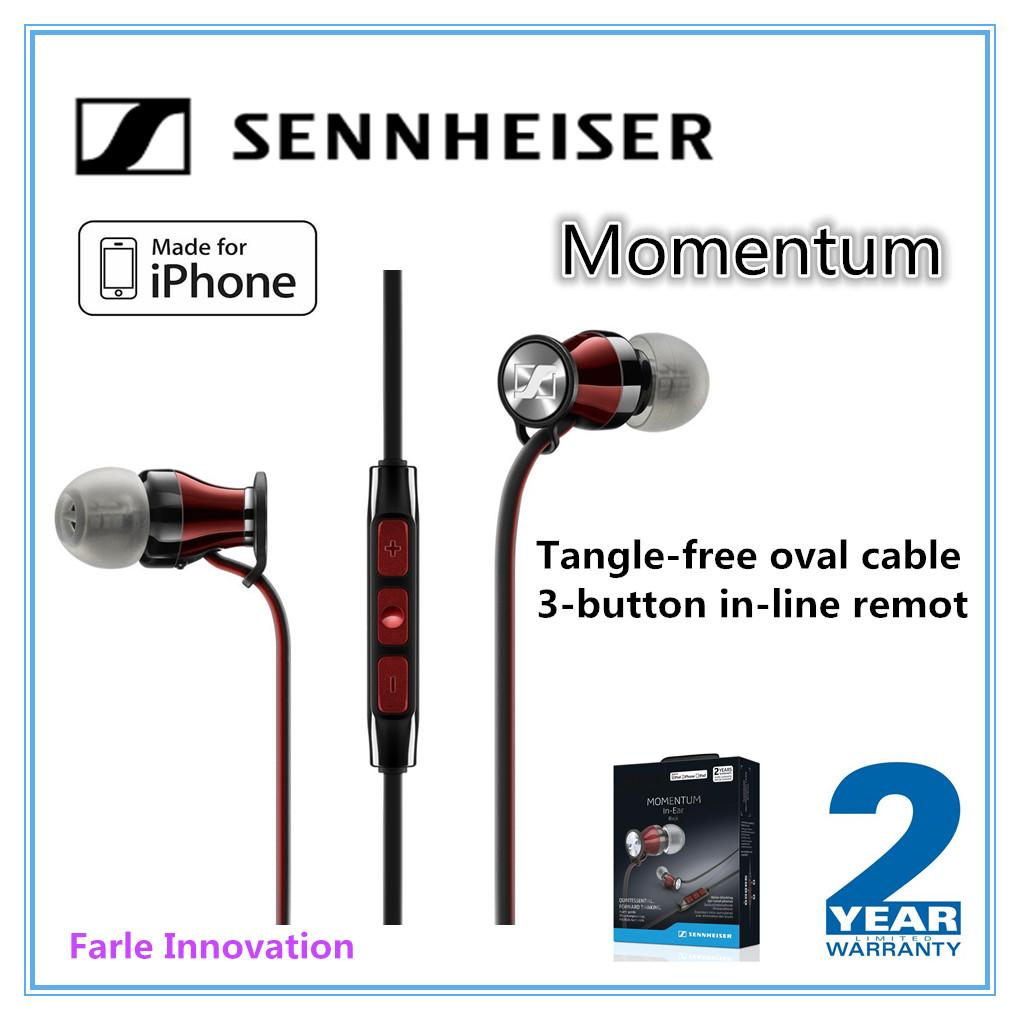 Who Sells Sennheiser Momentum In Ear Black