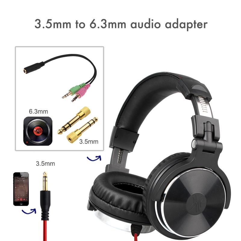 ... Oneodio Gaming Headphones With Microphone For Phone Computer PC Gamer Headset Hifi Stereo Wired Over Ear