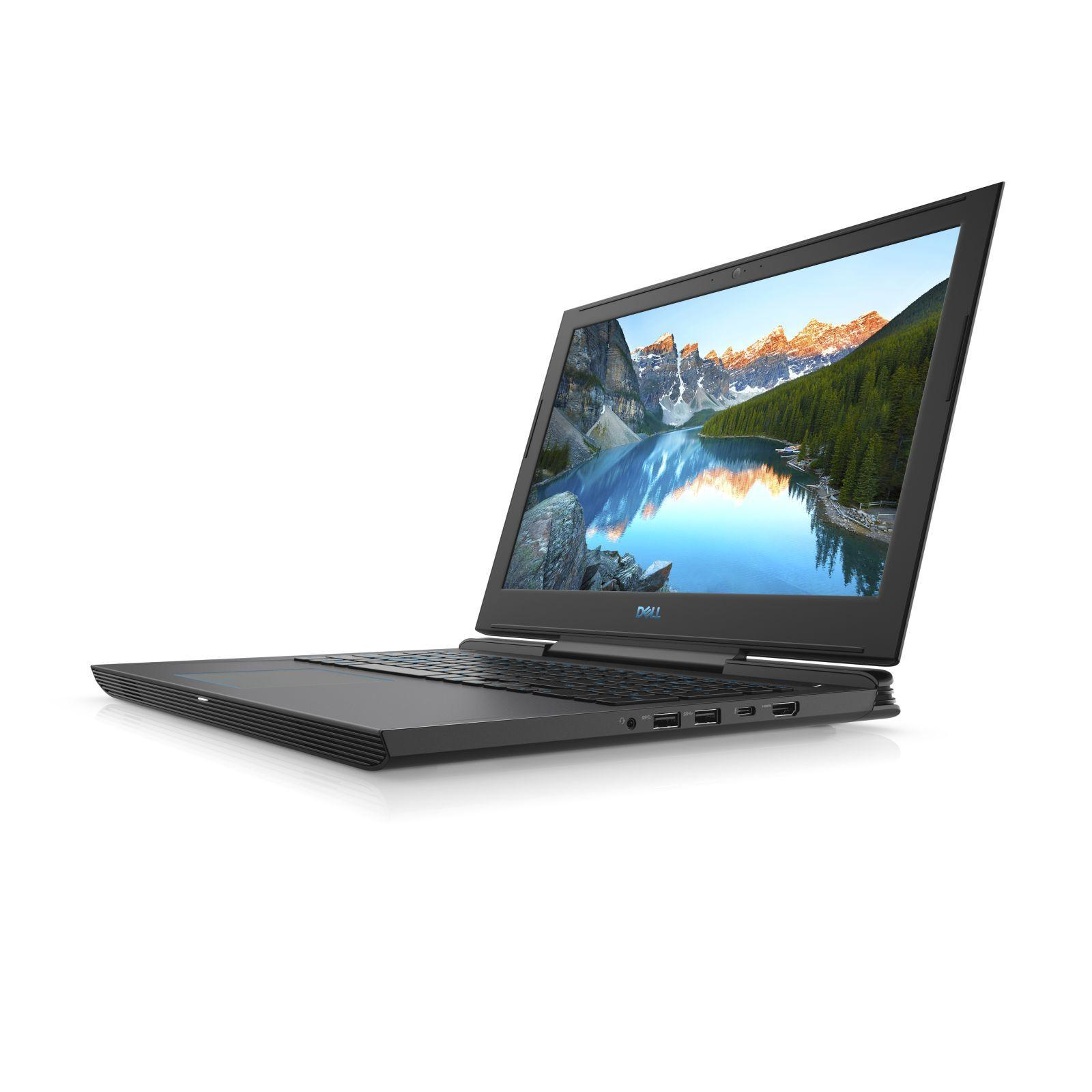 DELL G7-875116GL-BLK 15.6 IN INTEL CORE I7-8750H 16GB 1TB 256GB SSD WIN 10
