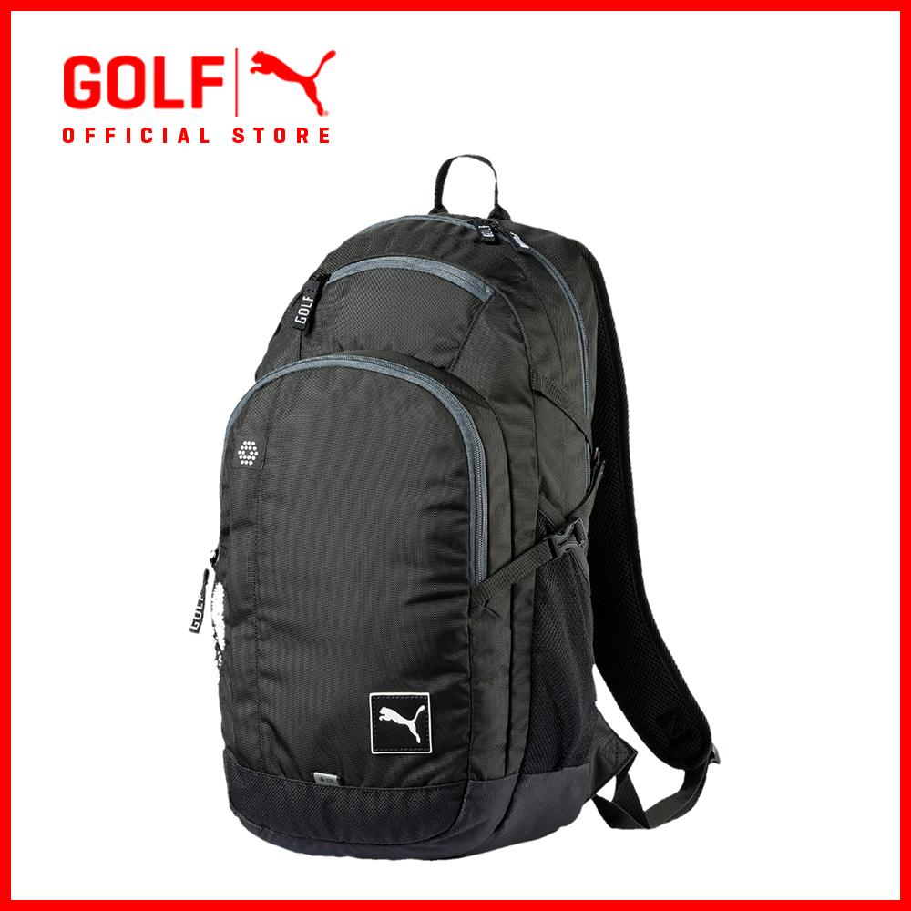 Sale Puma Golf Accessories Men Backpack Black Puma Golf On Singapore