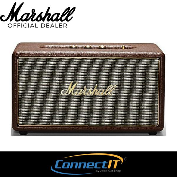 Retail Marshall Stanmore Portable Speaker Brown