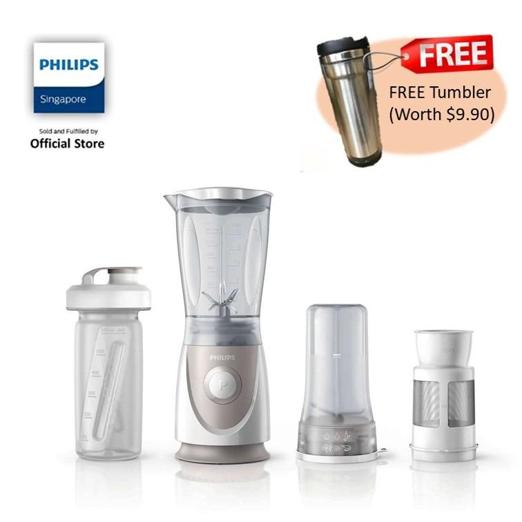 Sale Free Tumbler With Philips Mini Blender Hr2874 01 Singapore Cheap