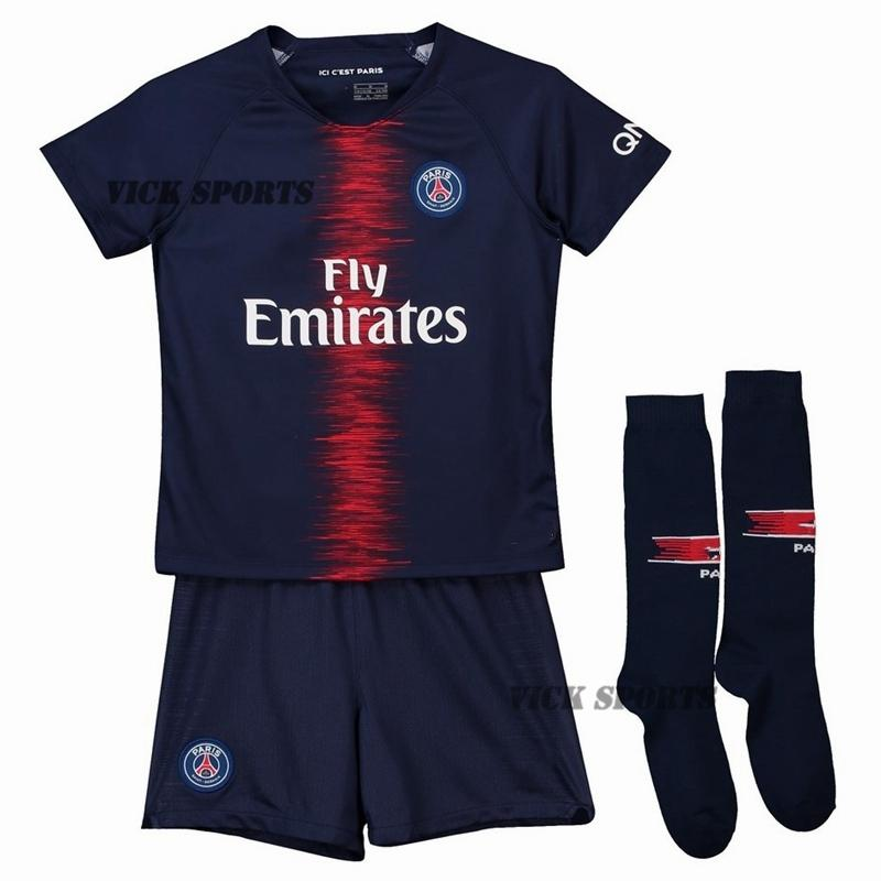 0f58bece8 Vick Sports (FREE SOCKS)2019 New Season Top Quality Paris Saint-Germain Home