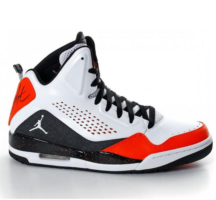 Who Sells The Cheapest Nike Air Jordan Sc 3 White Black Orange Online