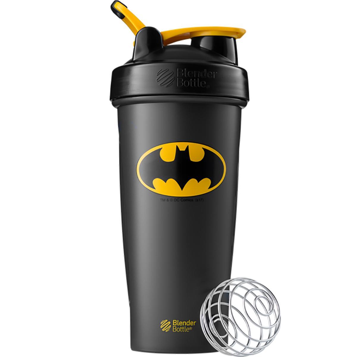 The Cheapest Blender Bottle Dc Comics Superhero 28 Oz Classic Bottle Batman Online