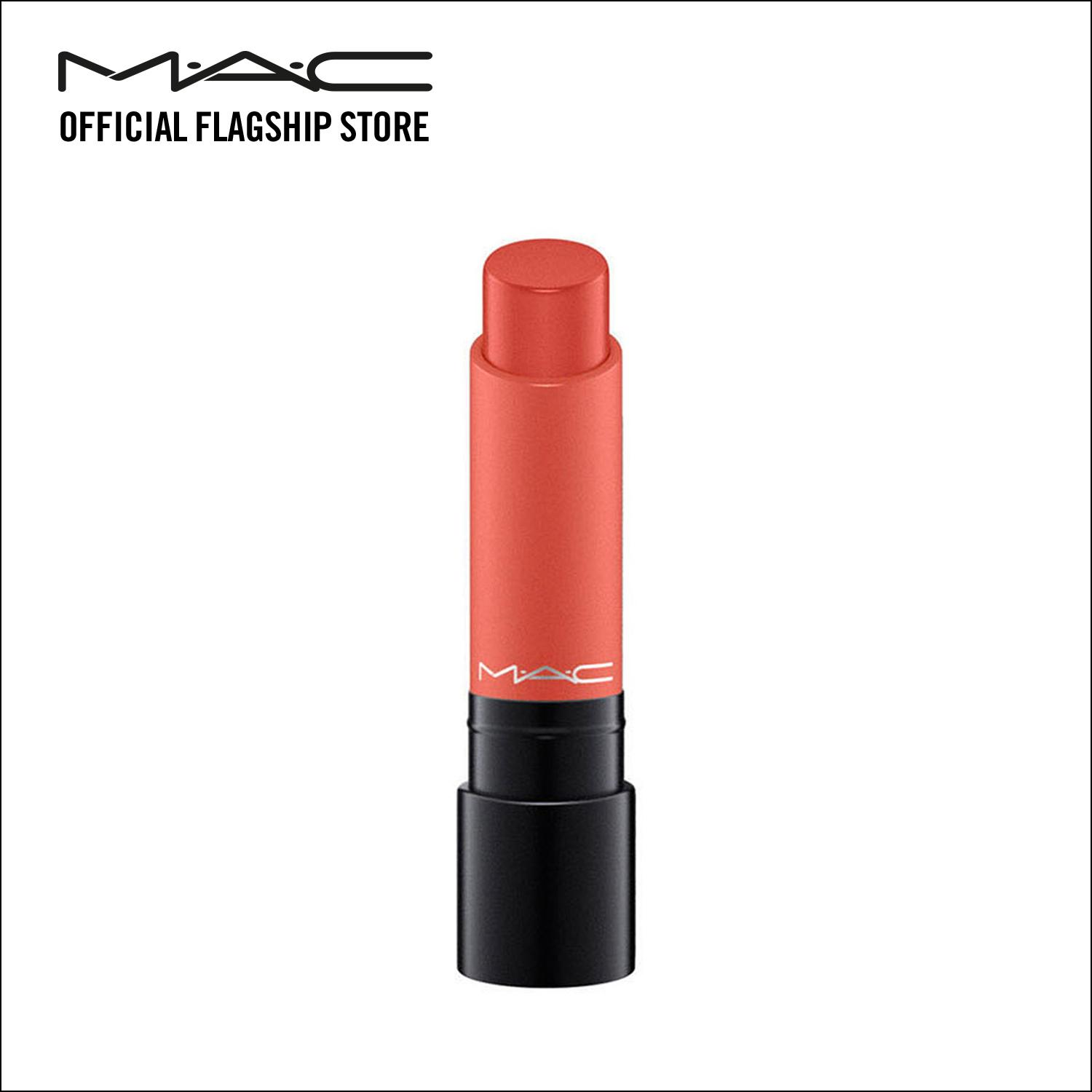 Sale Mac Liptensity Lipstick Smoked Almond Singapore Cheap