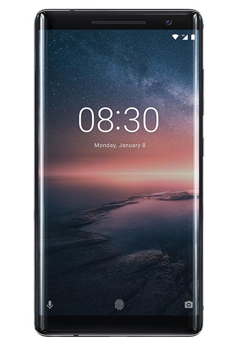 Discount Nokia 8 Sirocco 6Gb 128Gb Black