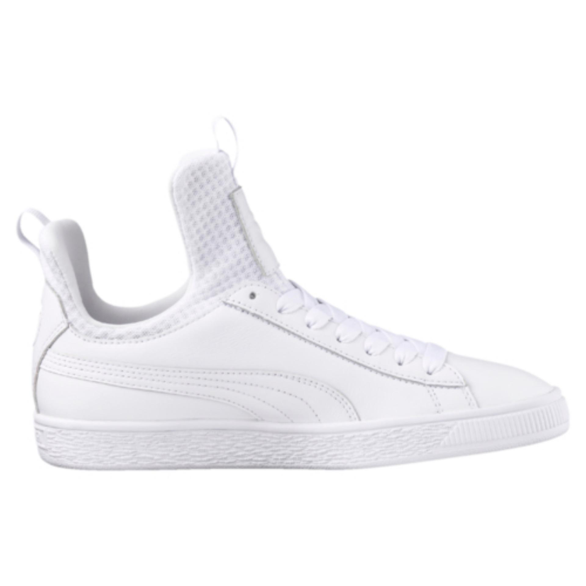 Puma Basket Fierce EP Women Sneakers - Puma White 5d0723b13578