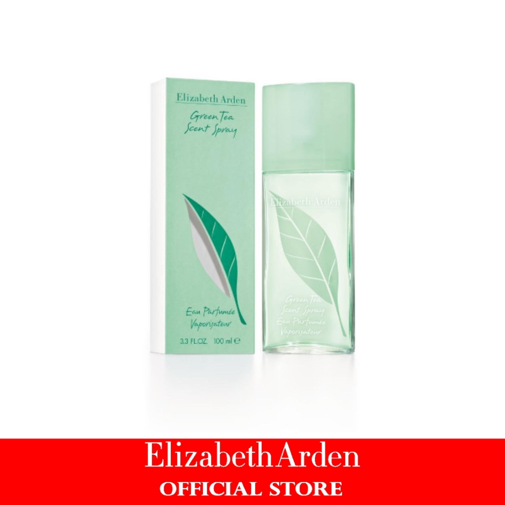 Review Elizabeth Arden Green Tea Eau De Toilette Spray For Women 3 3Oz Elizabeth Arden On Singapore