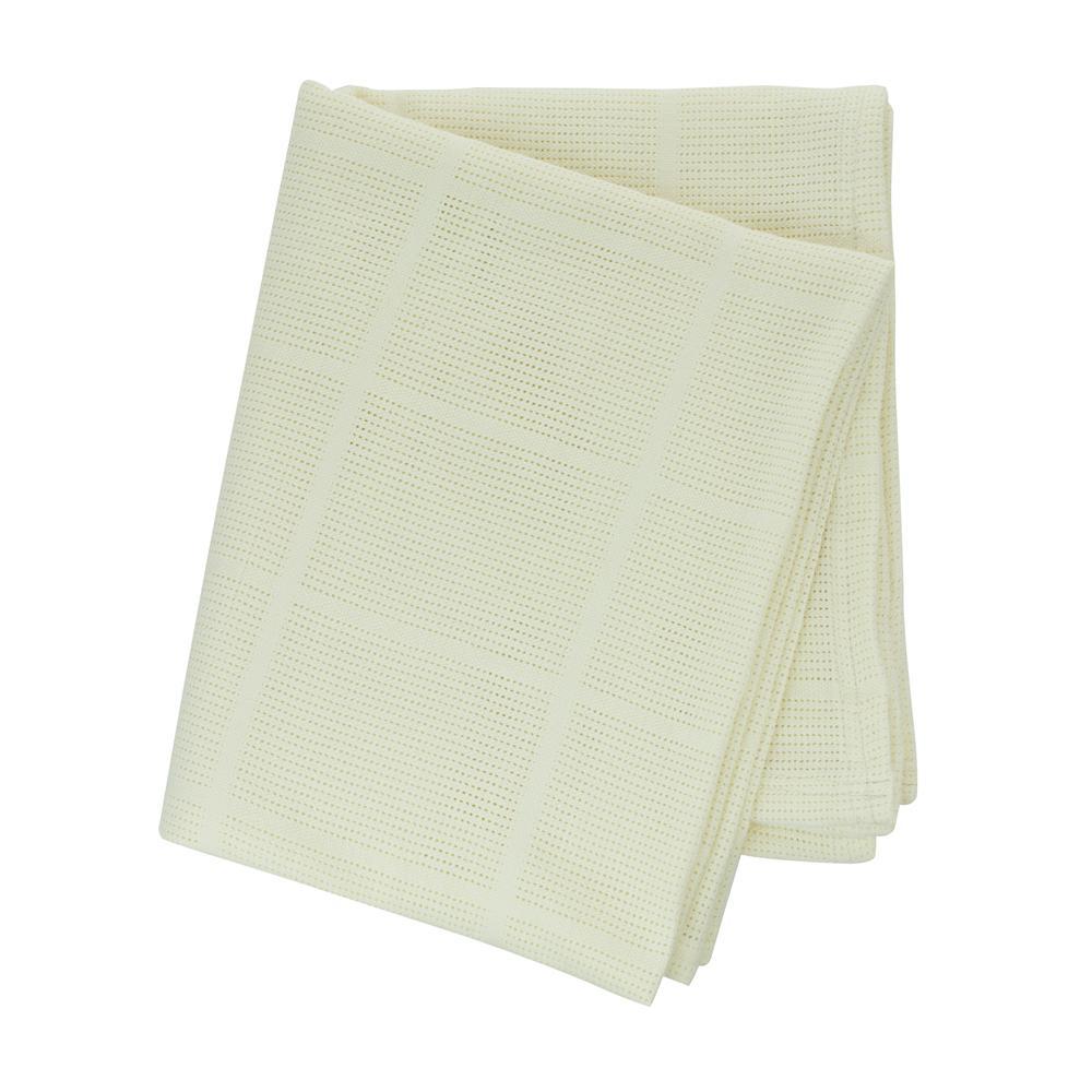 Bubba Blue Organic Cotton Bassinet Cellular Blanke