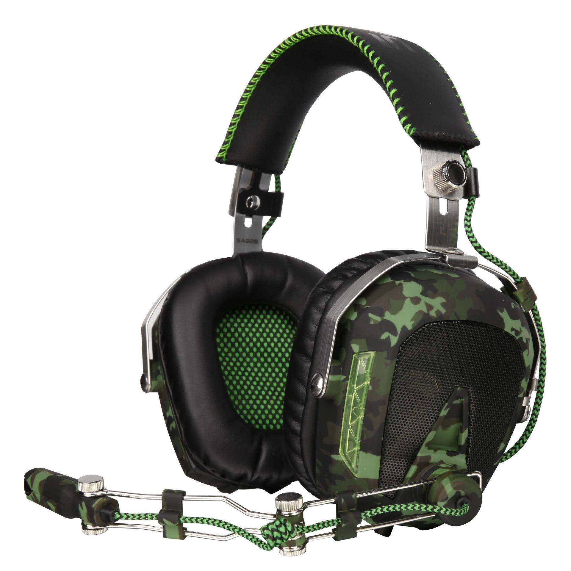 Buy Sell Cheapest Sades Sa926 Headset Best Quality Product Deals T Power Sa 701 Gaming Saides Permainan Video Langsung Tide