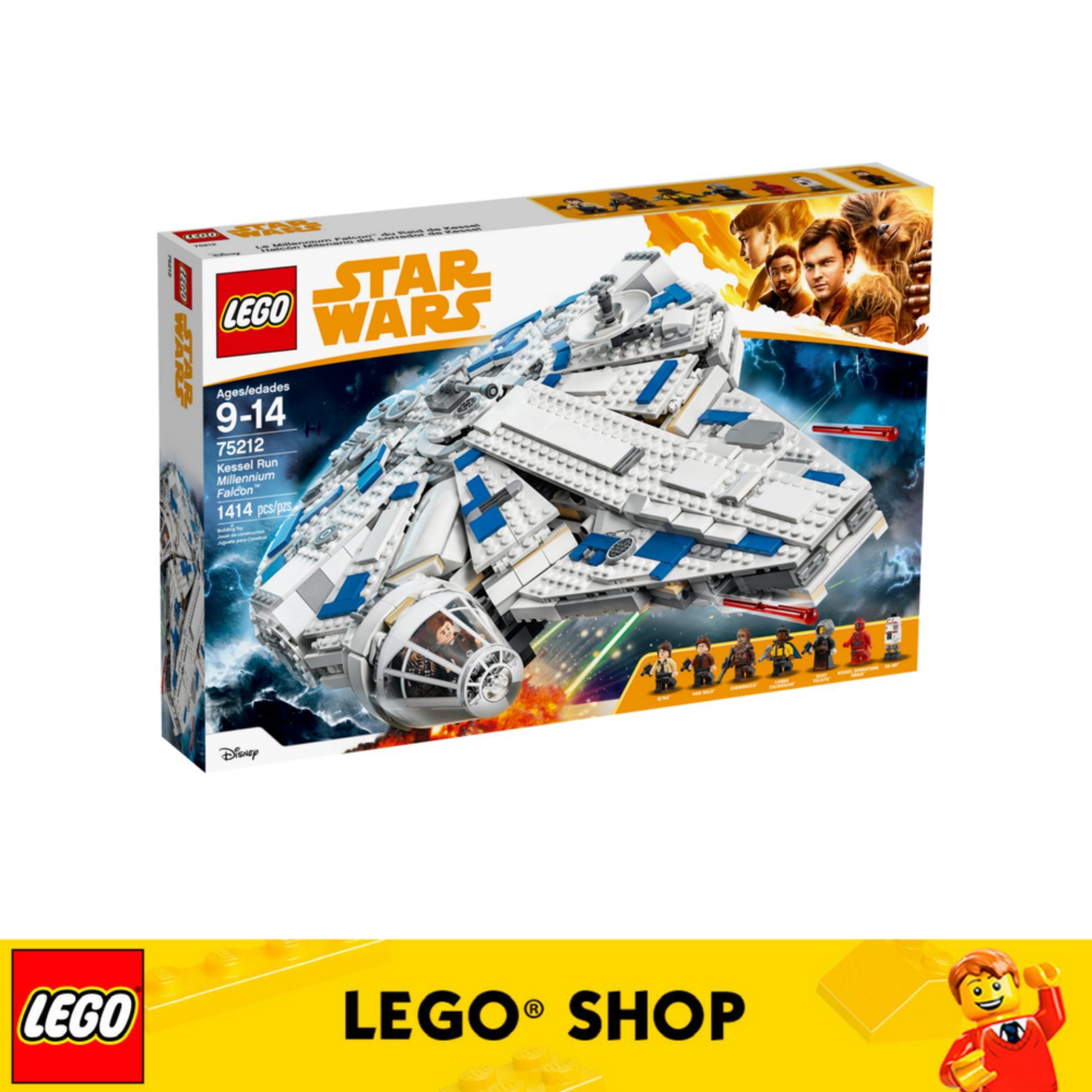 New Lego® Star Wars Tm Kessel Run Millennium Falcon™ 75212