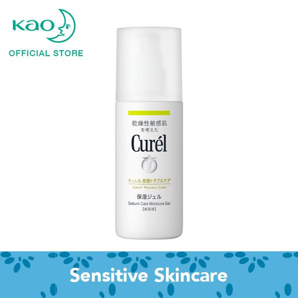 Price Curel Sebum Care Moisture Gel 120Ml Singapore