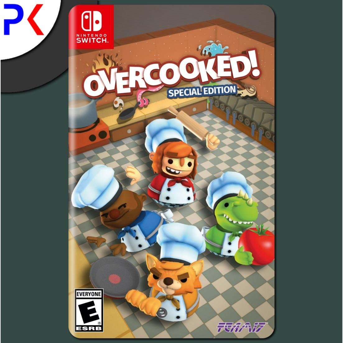 Store Nintendo Switch Overcooked Special Edition Us Nintendo On Singapore