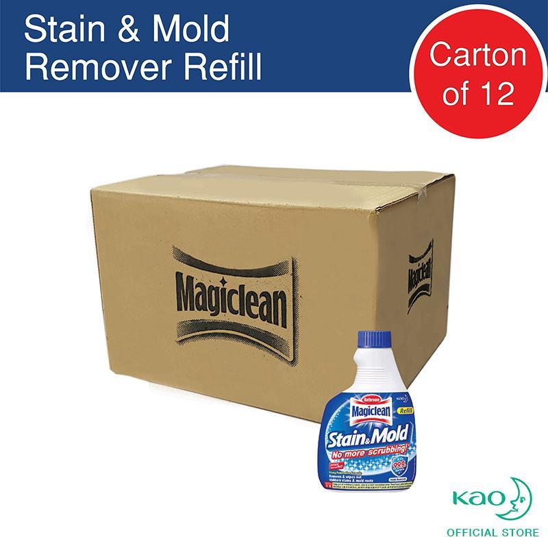 Magiclean Stain Mold Remover Refill Carton Of 12 Shop