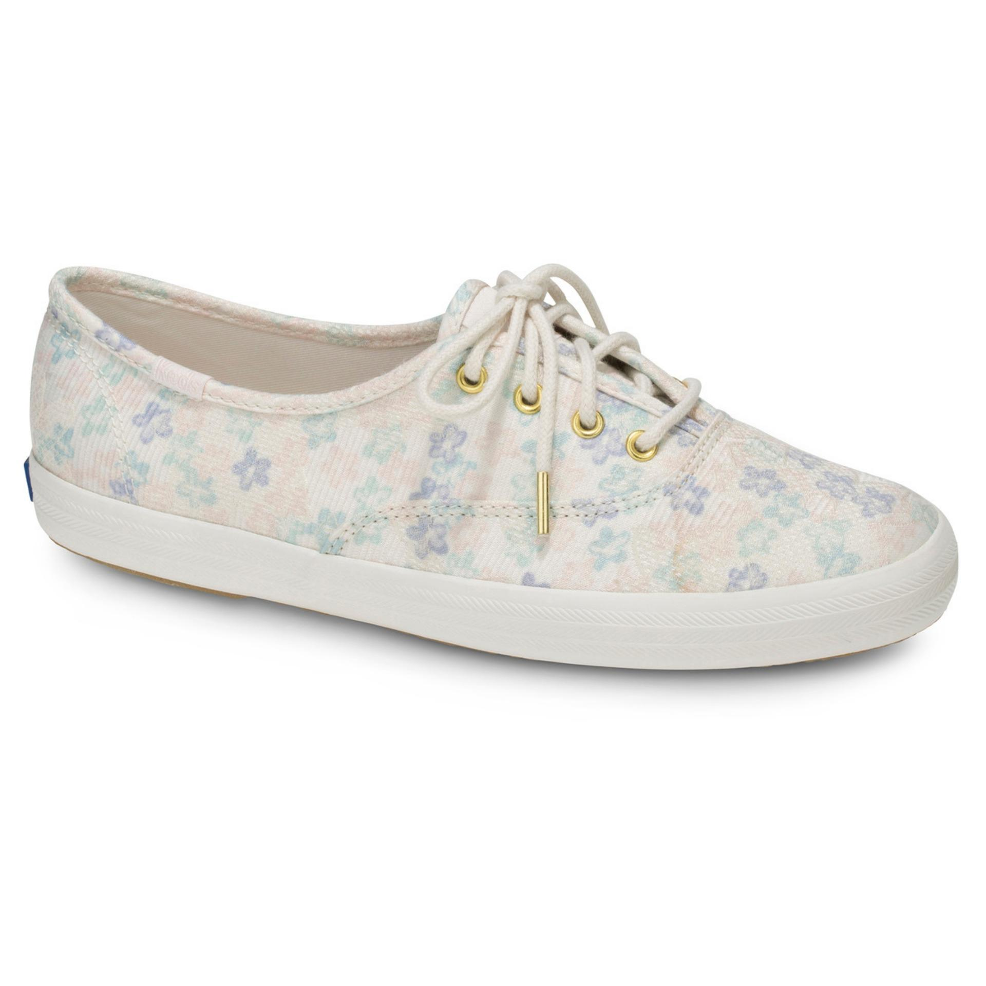 Keds Champion Embroidery Sneakers (WF57981)