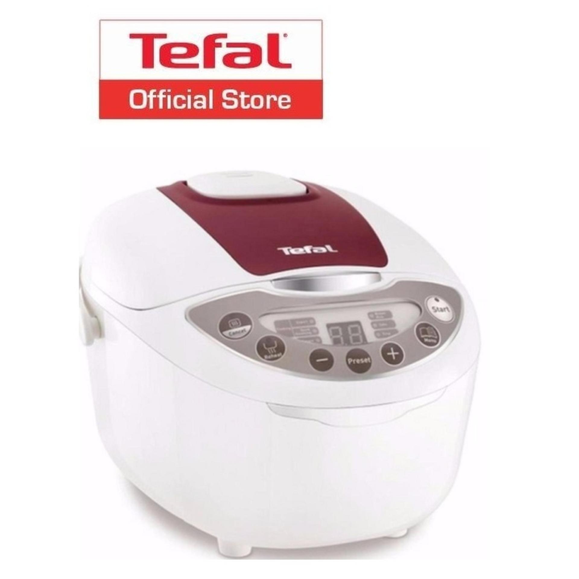 Where To Buy Tefal 6 Program Fuzzy Logic Rice Cooker 1L Rk7025