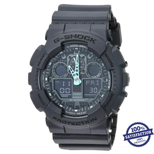 Sale Ga 100C 8A Casio G Shock Original