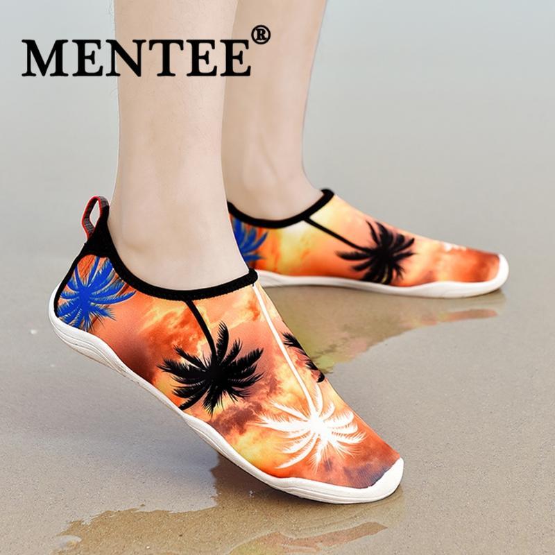 MENTEE Pria Dan Wanita Pantai Pantai Mengarungi Sepatu Luar Sepatu Olahraga Air Kolam Sepatu Kekasih Ukuran