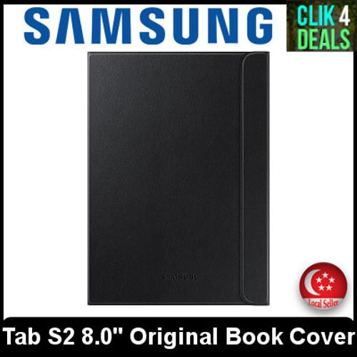 Sale 100 Authentic Original Samsung Tab S2 8 Book Cover T719 Three Viewing Angles Premium Material Durable Front And Back Protection Online Singapore