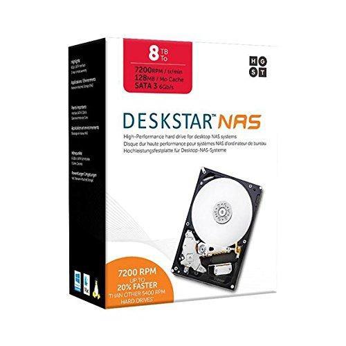 Where To Buy Hgst Deskstar 8Tb 7200Rpm 128Mb Cache Sata Iii 3 5Inch Internal Nas Drive Kit