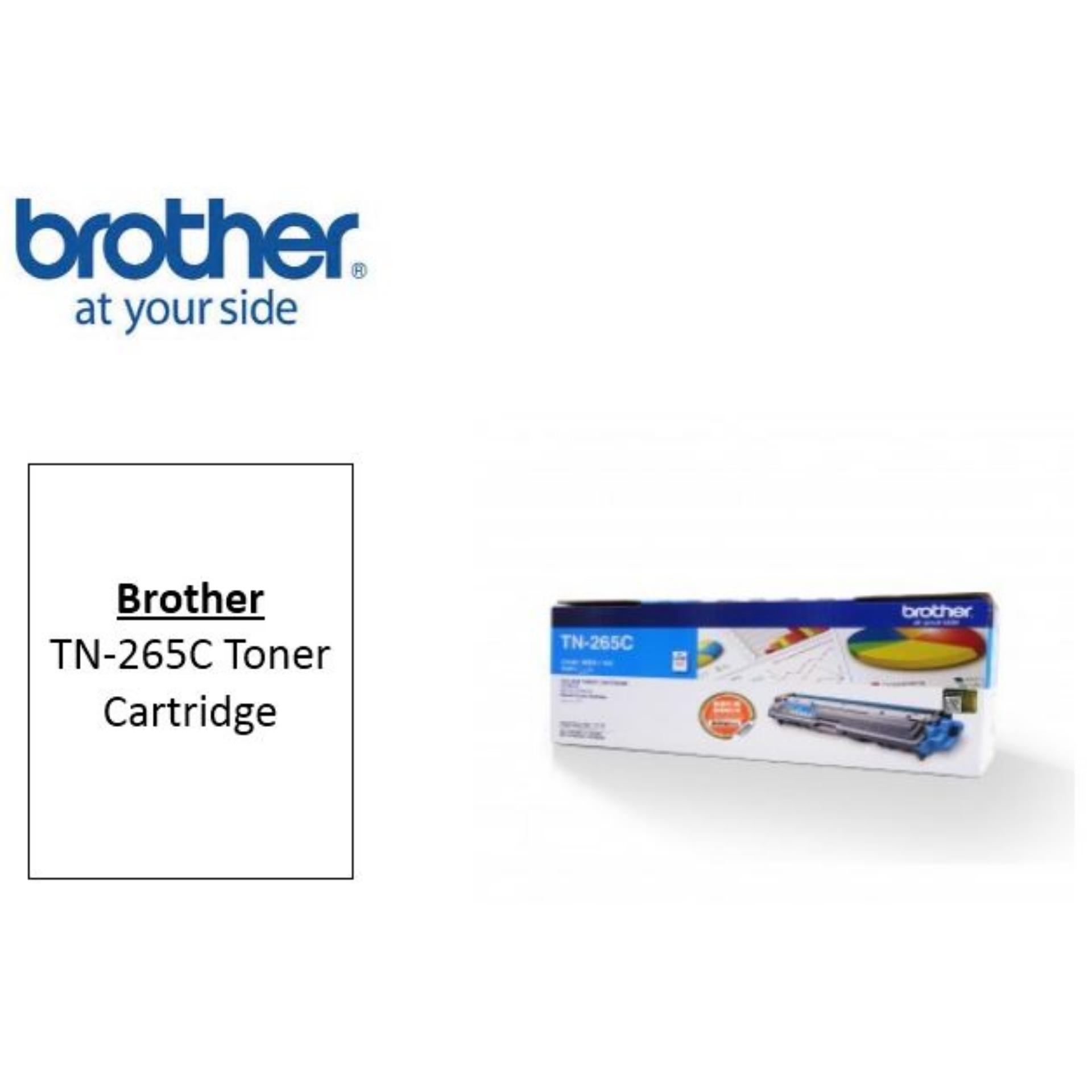 Brother Tn 265 Original Cyan Toner Cartridge Tn265 Tn 265 Hl 3150Cdn Hl 3170Cdw Mfc 9140Cdn Mfc 9330Cdw In Stock