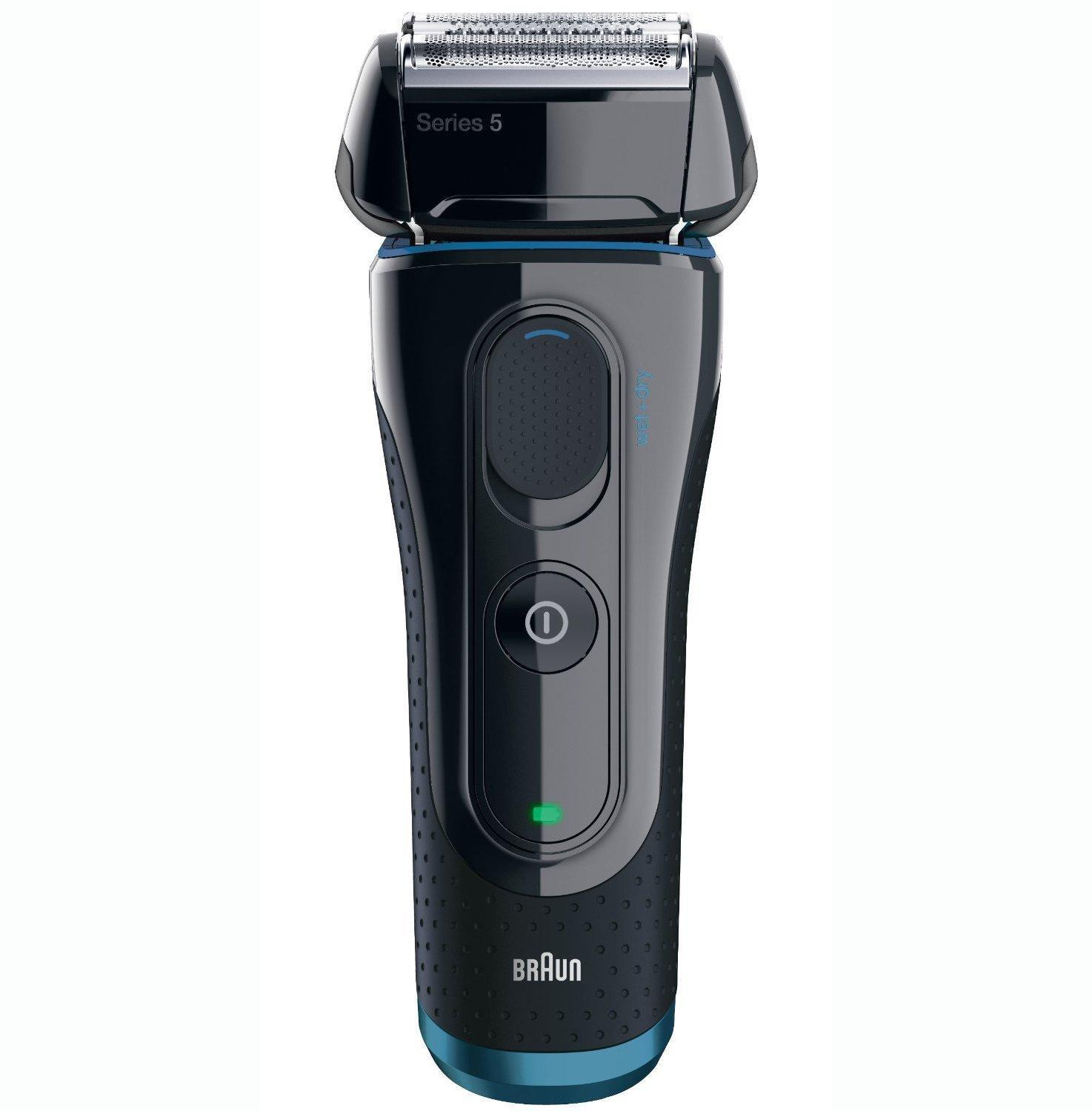 Brand New Braun Series 5 5040S 5 Wet Dry Flextec Motion Men Rechargeable Electric Shaver