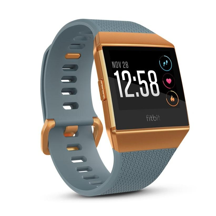 Recent Fitbit Ionic Smart Watch With 2 Sizes Strap