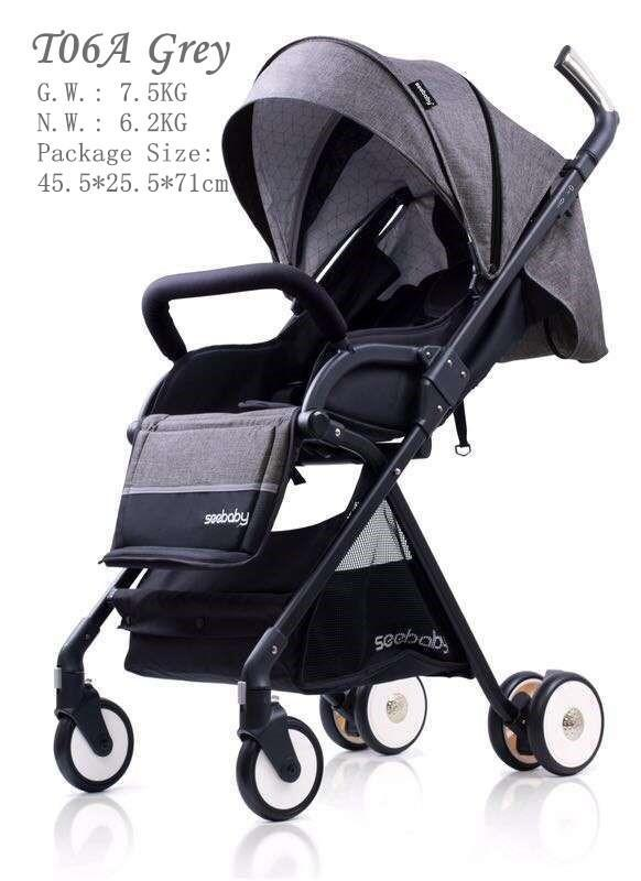 2018 *Seebaby* T06A Portable mini Stroller can bring on plane. Singapore