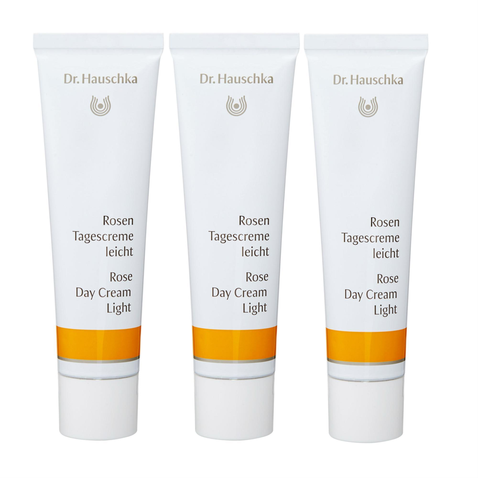 Review Dr Hauschka Rose Day Cream Light 30Ml 1Oz X 3 Intl Dr Hauschka