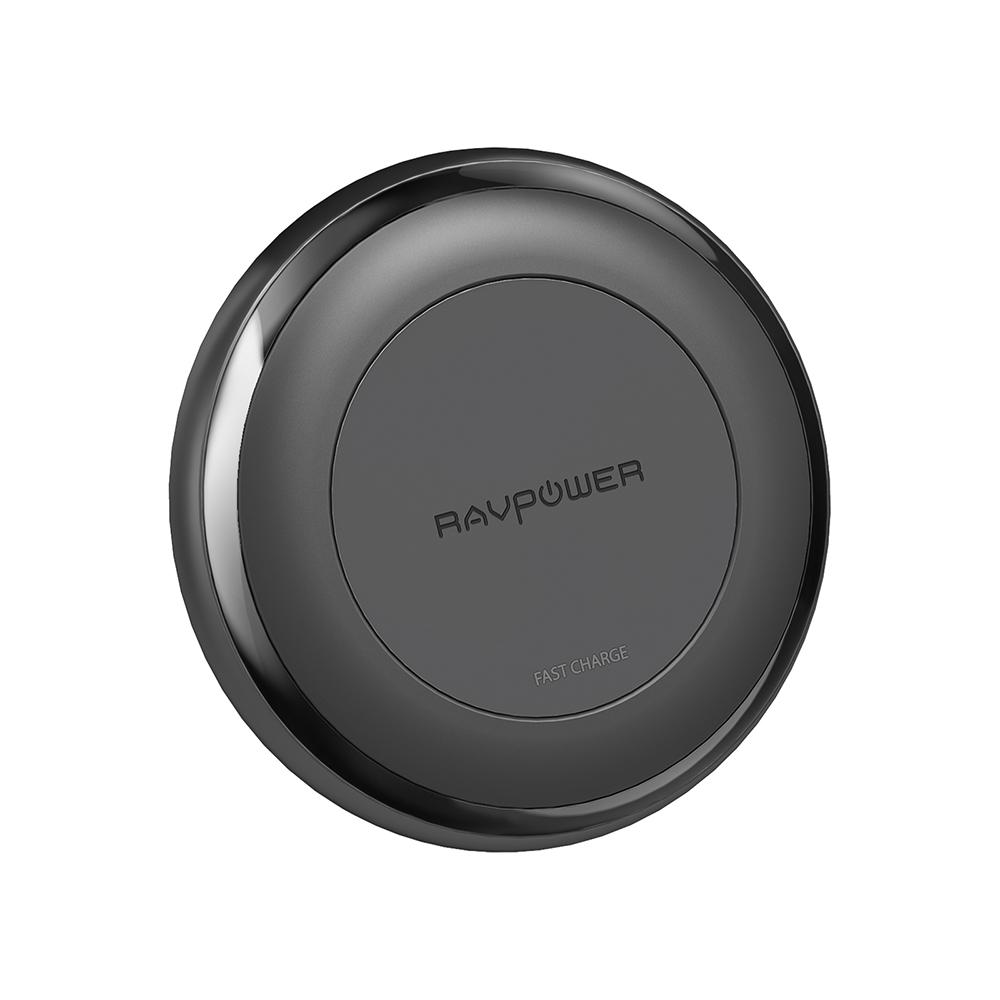 Ravpower 10W Qi Fast Wireless Round Charger Rp Pc058 Discount Code